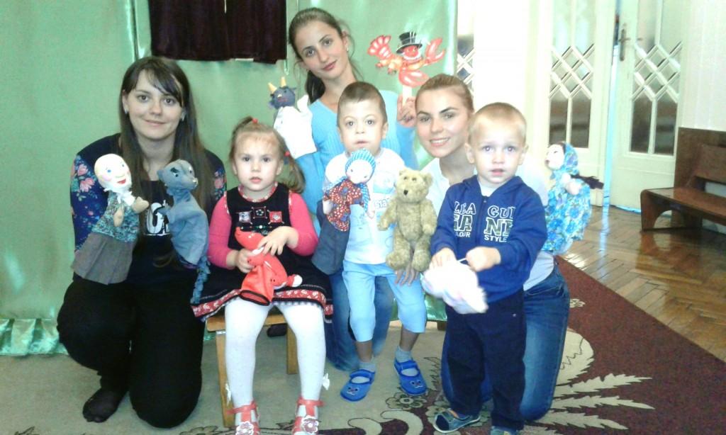 Діти і ляльки