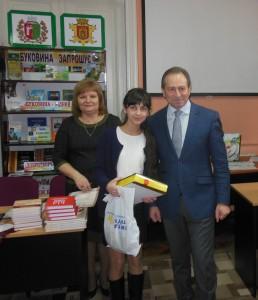 Зустріч з М. Томенком
